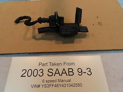 FOR SAAB 9-3 Charge Air Bypass Control Valve (2003-11 2 0T) NEW