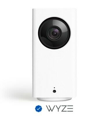 Wyze Cam Pan/Tilt 1080p WiFi Smart Home Security Camera Night Vision 2-way audio