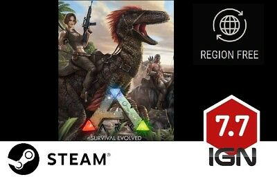 Ark: Survival Evolved (PC) Download Steam Key - FAST DELIVERY