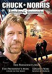 Chuck Norris Three Film Collection DVD Full Frame