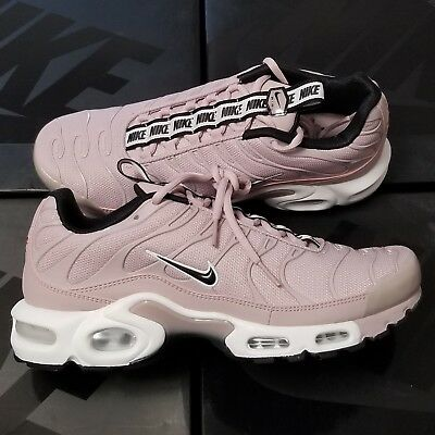 149ce25fdc NIKE AIR MAX Plus SE TN Tuned 1 Taped Particle Rose Mens Size 10 ...