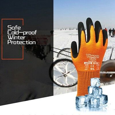 Wonder Grip320 Safety Gloves Cold-proof Protection Double Layer Latex Waterproof