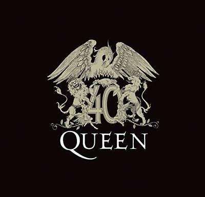 Queen - Queen 40th Anniversary Collector's Box Set Audio CD Ltd Ed Rmst NEW