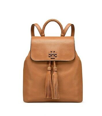 416d1b01ab7 NWT TORY BURCH Taylor Leather Backpack  498 -  350.00