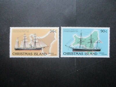 Australian Territories: CHRISTMAS ISLAND - Set (MNH) - Excellent Item! (M2918)