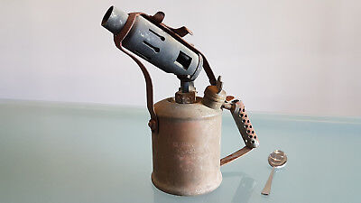 Vintage Blow Torch By Companion. Needs A Clean, Good Condition.