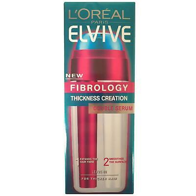 L'Oreal Elvive Fibrology Thickness Creation Double Serum