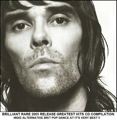 Ian Brown - Very Best Essential Greatest Hits Collection Indie CD (Stone Roses)