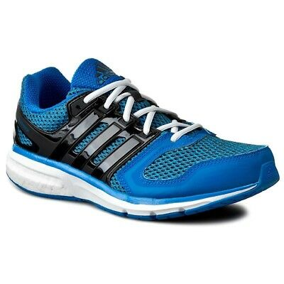adidas Questar Running Training Blue Men s Boost Trainers Brand New Size  7.5-11 07715a150