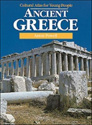 Ancient Greece (Cultural Atlas for Young People), Powell, Anton, Good Book