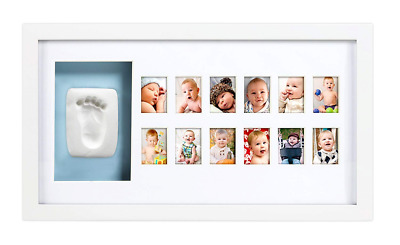 Pearhead Babyprints Impressions Time Frame with Imprint Kit