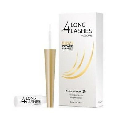 Long 4 Lashes by Oceanic FX5 Power Formula, Eyelash Serum, 3ml