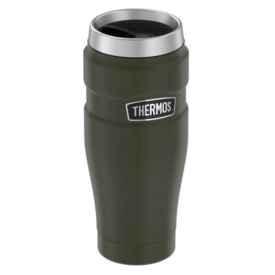 Thermos Stainless King Vacuum Insulated Stainless Steel Travel Tu... [SK1005AG4]