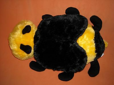Vintage Bumble Bee Stuffed Plush Toy With Rubber Face 78 00