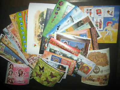 India Lot Of 180 Diff Miniature Sheets (M/s) From 1989-2018 As Per Description