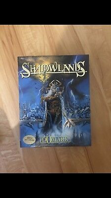 Shadowlands Domark 1992 Amiga Role Playing Video Game