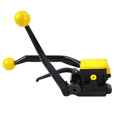 """US SHIP Manual Sealless Strapping Tools Strap Width 1/2""""-3/4"""" 13-19mm New SALE"""