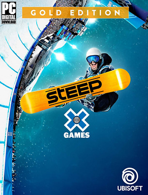 Steep - X Game Gold Edition - X - | PC Download -  Uplay Code