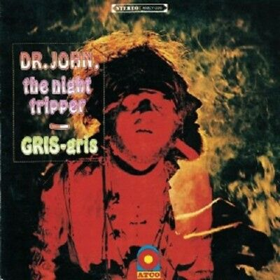 Dr.john - Gris Gris  Vinyl Lp  8 Tracks  Classic Rock & Pop  New+