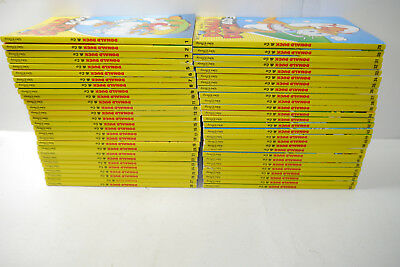 Donald Duck & Co Band 1 - 55 Complet Livre de Poche Ehapa État 1-2 (MF17)