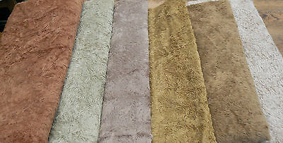 1/8 Metre Antique Style Viscose ,Antique Beige, (Second From Left)