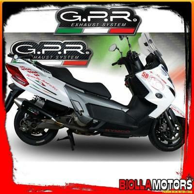 Komplettanlage Full Gpr Kymco Myroad 700 700Cc 2012-2016 Approved Power Bomb Ky
