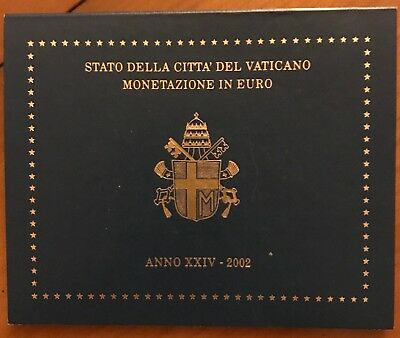 Other European Stamps Vatican 2002 Année Complet