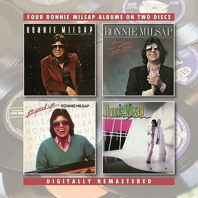 Ronnie Milsap - Out Where the Bright Lights Are Glowing + (2017)  2CD  NEW