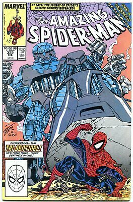 Amazing Spider-Man #329 1990-Marvel Comics-Mcfarlane Vf