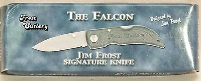 Jim Frost Cutlery 23 Knife Sword Custom Design Blade Dragon Head