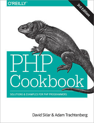 PHP Cookbook, 3rd Edition, [P.D.F] Book by O'Reilly