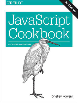 JavaScript Cookbook, 2nd Edition, PDF Book by O'Reilly - Programming the Web