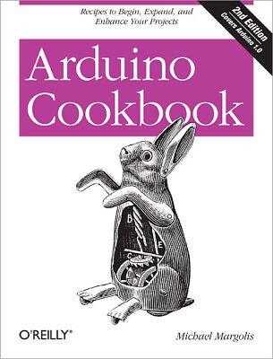 Arduino Cookbook, 2nd Edition, PDF Book by O'Reilly