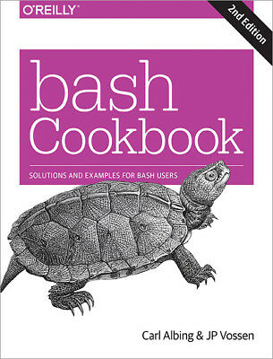 bash Cookbook, 2nd Edition, [P.D.F] Book by O'Reilly