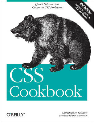 CSS Cookbook, 3rd Edition, [P.D.F] Book by O'Reilly