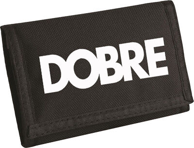 Dobre Black Ripper Wallet / Purse Boys Youtubers Brothers Twins Group Music Band