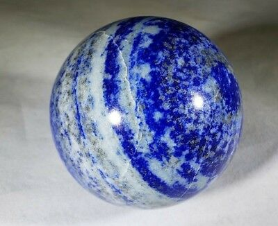 Large!!! Lapis Lazuli Sphere Natural Stone Hand Carved Gemstone Sphere [47]