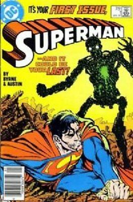 Superman (Vol 2) # 1 (VFN (VyFne Plus DC Comics ORIG US