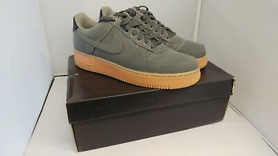 promo code 1fc10 af795 NIKE AIR FORCE 1  07 LV8 Style-Flat Pewter Size UK8.5