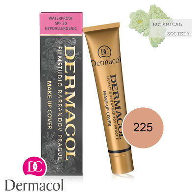 Dermacol Professional Makeup Cover (225) - High Coverage, 100% real - EU seller
