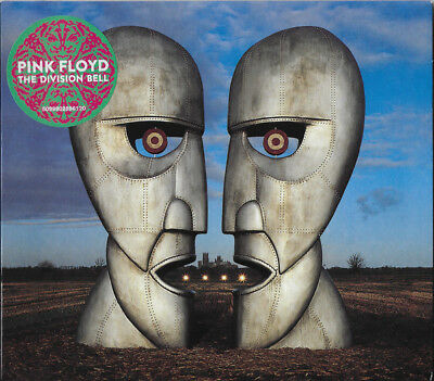 Pink Floyd - The Division Bell (2016 Remaster)  CD  NEW/SEALED  SPEEDYPOST