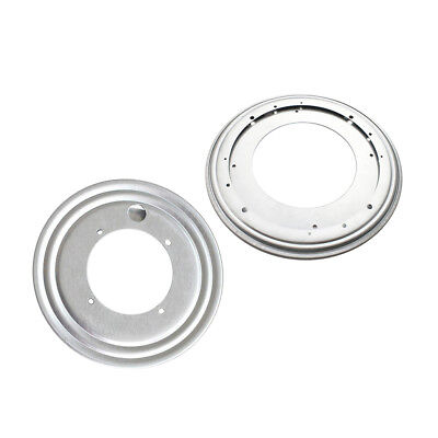 """Round 5/"""" Lazy Susan Turntable Bearing 9mm Thick 110-Lb Capacity"""
