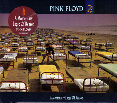 Pink Floyd - A Momentary Lapse Of Reason (2016 Remaster)  CD  NEW  SPEEDYPOST
