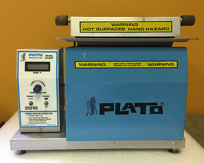 Plato SP-600T 1000 W, 750°F Max Temp. 32 lb Capacity, Square Solder Pot
