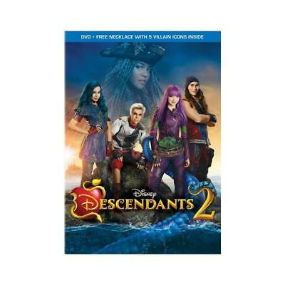 Descendants 2 (DVD, 2017, Widescreen w/ Slipcover) Usually ships in 12 hours!!!