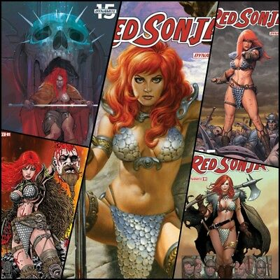 Red Sonja #1 (2019) 🔥 MUST SEE VARIANTS! WE HAVE THEM ALL *WE COMBINE SHIPPING*