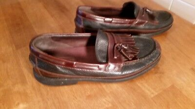 08ed27721a8 Sperry Top Sider Seaport Collection Loafers Brown and Black Men s ...