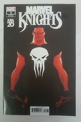 Marvel Knights 20th #3 1:25 Jae Lee Variant Cover F/VF A