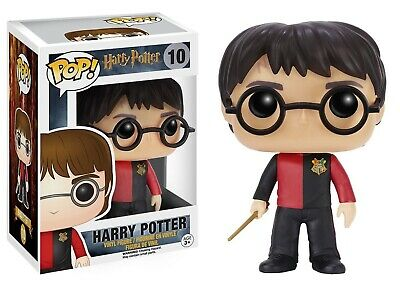 Funko - POP Movies: Harry Potter - Harry Triwizard Brand New In Box