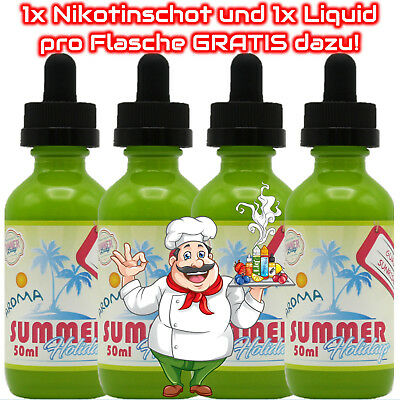 Dinner Lady Guava Sunrise E-Liquid 50ml 1x / 2x / 3x / 4x Sparset